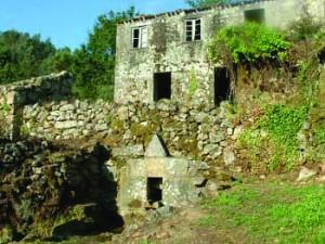 Trebilhadouro - Vista da aldeia