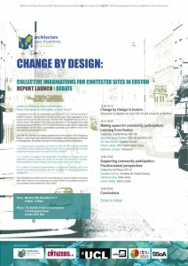 Change by design poster